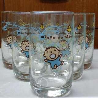 2004 大口仔玻璃杯一套六隻