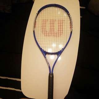Wilson網球拍