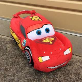 'CARS' Soft Toy