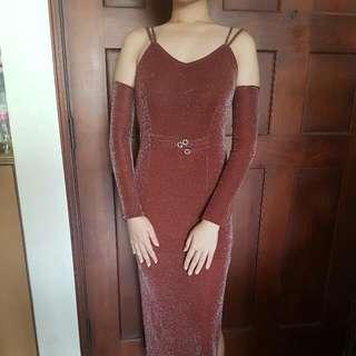 Party Bodycon Long Dress