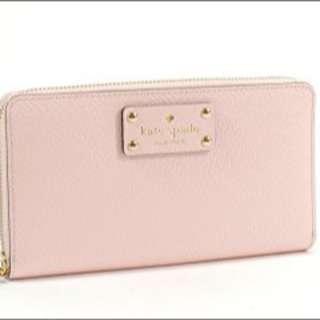 Kate Spade Wellesley Long Wallet
