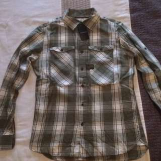 New Gstar Dress Shirt