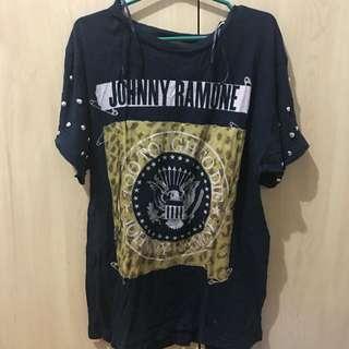 Forever 21 Johnny Ramone Shirt