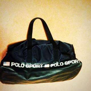 Polo Carry On Bag