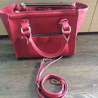 Zara Mini With Zips