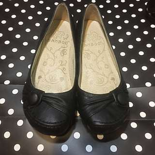 Imported Black Shoes