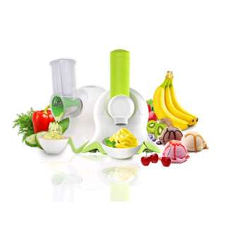 🚚 2in1 Salad And Ice Cream Maker