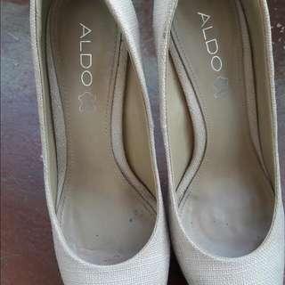 Authentic Aldo High Heels