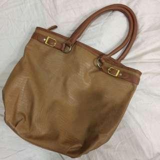Avon Brown Bag