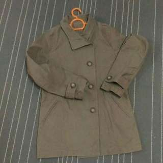 Woman Trench Coat
