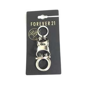F21戒指/指結環組