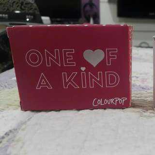 Colourpop Limited Edition Valentine's 2017 Eyeshadow Duo