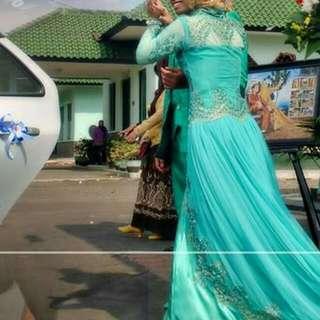 Gaun nikahan
