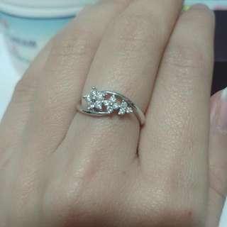 Mabelle 鑽石介指