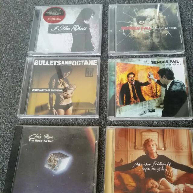 $2 CDs