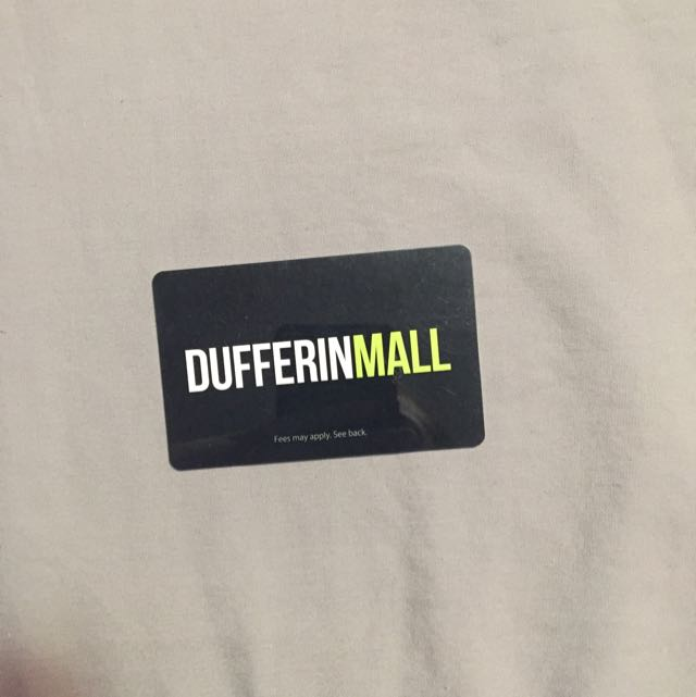 $50 Dufferin Mall Gift Card