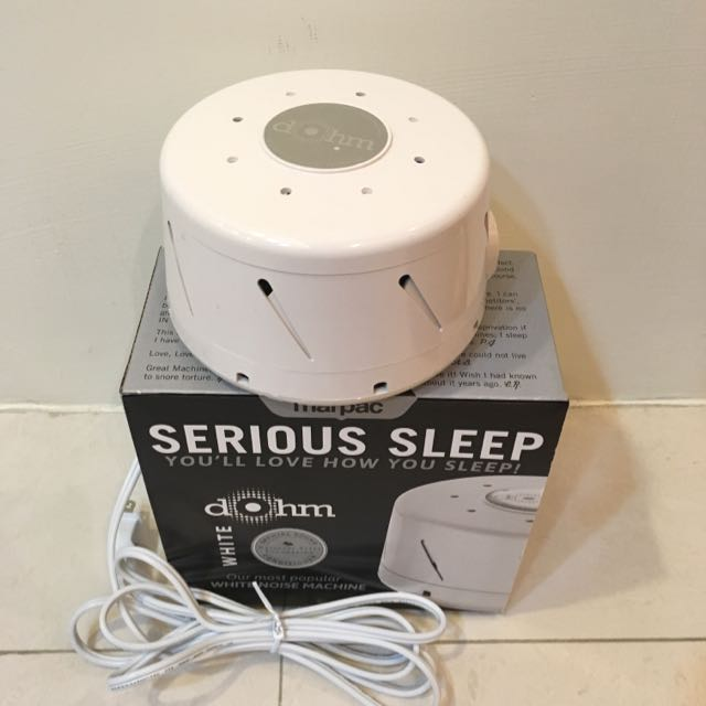 美國睡眠協會認證白色噪機