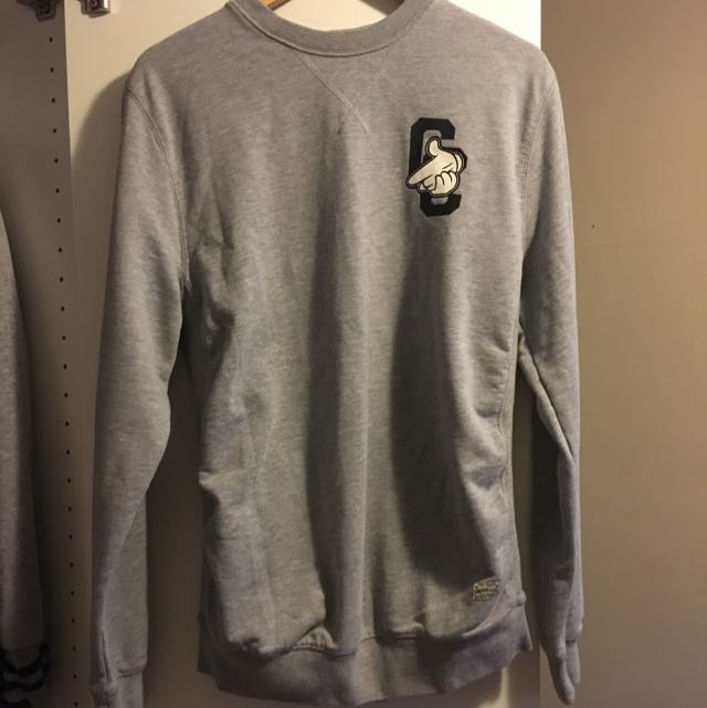 REDUCED: Crooks And Castles Sweater