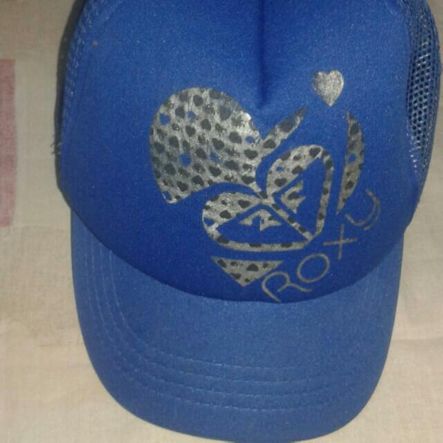 Authentic ROXY cap