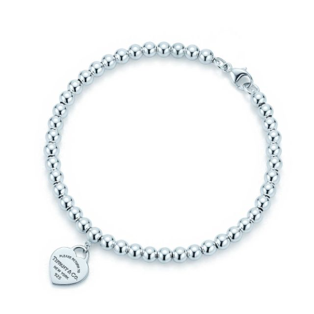 Authentic Tiffany and co Bead Bracelet