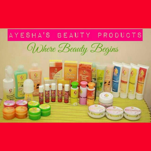 💞Ayesha's Beauty Products