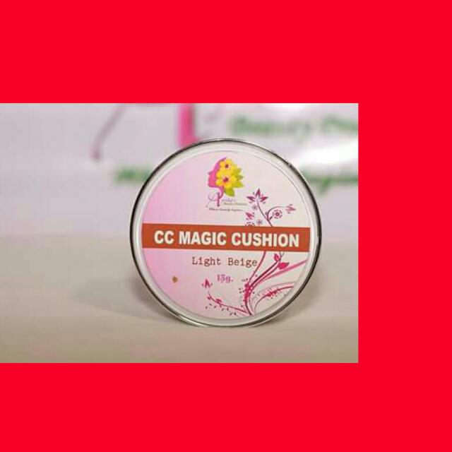 Ayesha's CC MAGIC CUSHION Light Beige