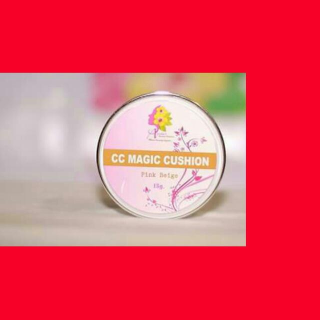 Ayesha's CC MAGIC CUSHION Pink Beige