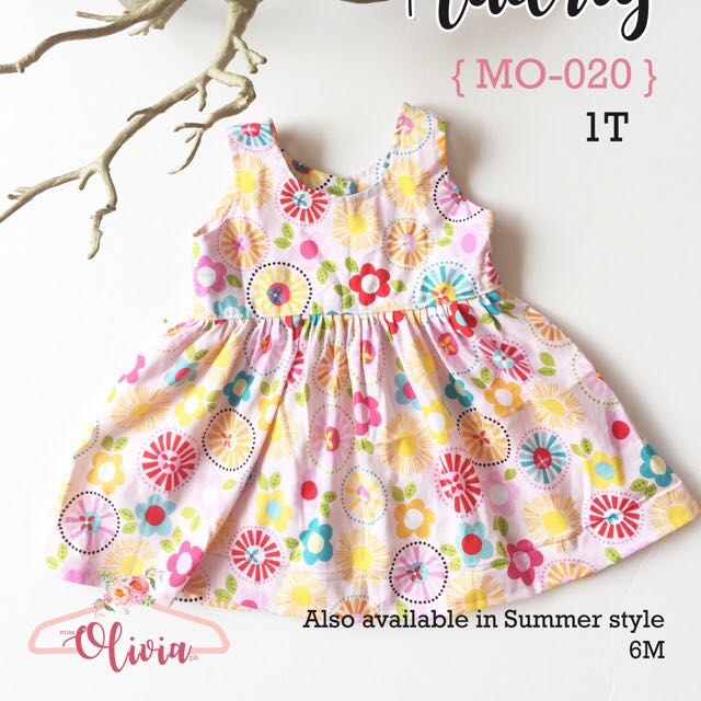 Baby dresses 6months