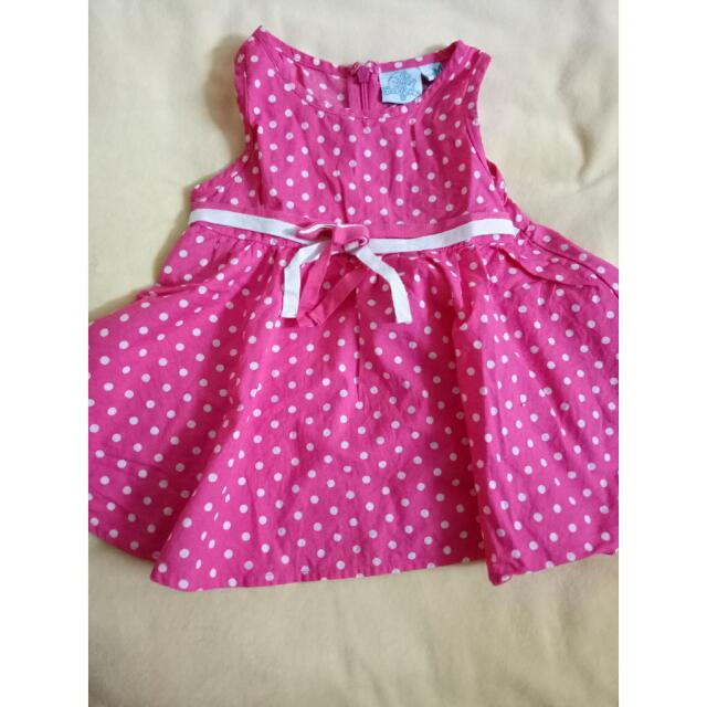 Baby Looney Tunes Pink Dress