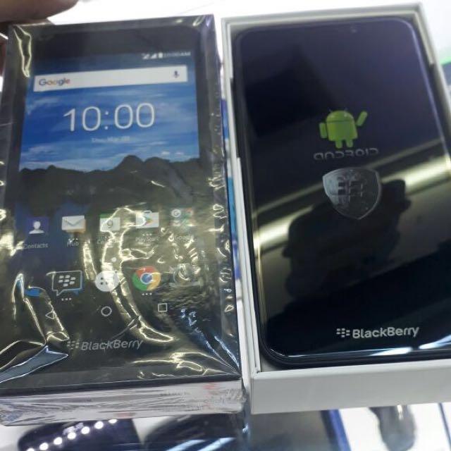 Blackberry Android Aurora