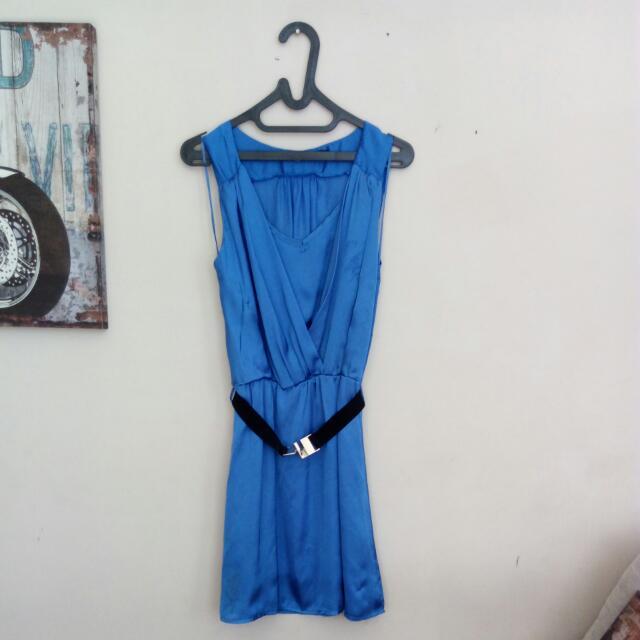 Blue Dress Body & Soul