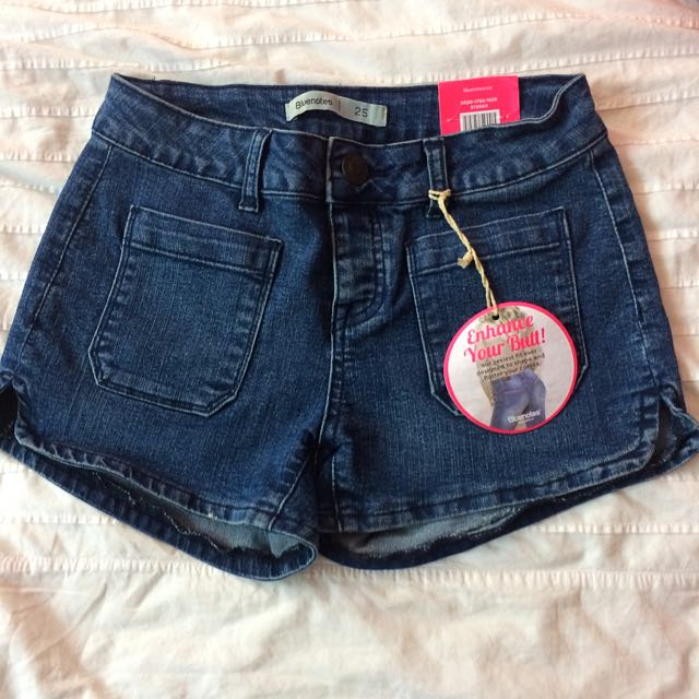 Bluenotes Denim Shorts