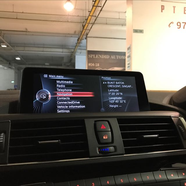 Bmw 88inch screen for f20f30 nbt system cars other vehicles on photo photo photo altavistaventures Images