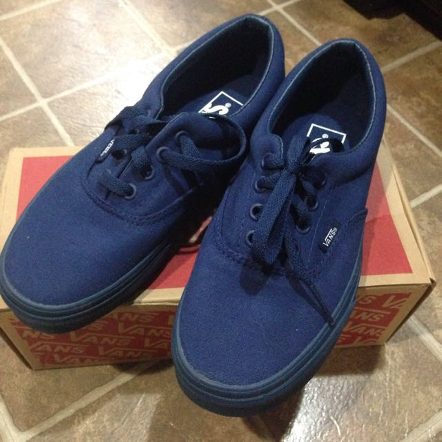 Brand New In Box Vans