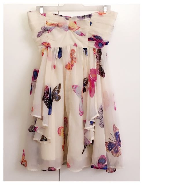 Butterfly Dress ASOS