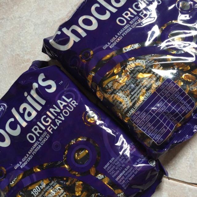 Cadbury Choclairs Refill