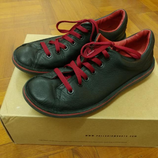Camper皮鞋