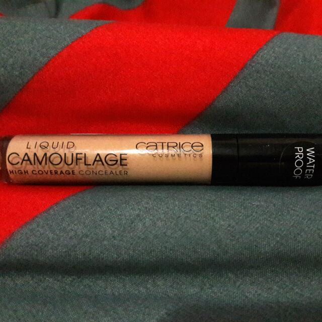 CATRICE Liquid Camouflage Concealer
