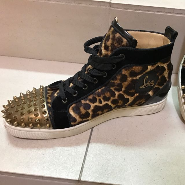 ab3a47c6672 Christian Louboutin Men's Shoes Size 41 1/2, Luxury, Apparel on ...