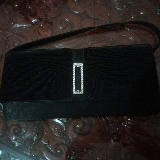 Clutch Bag Hitam