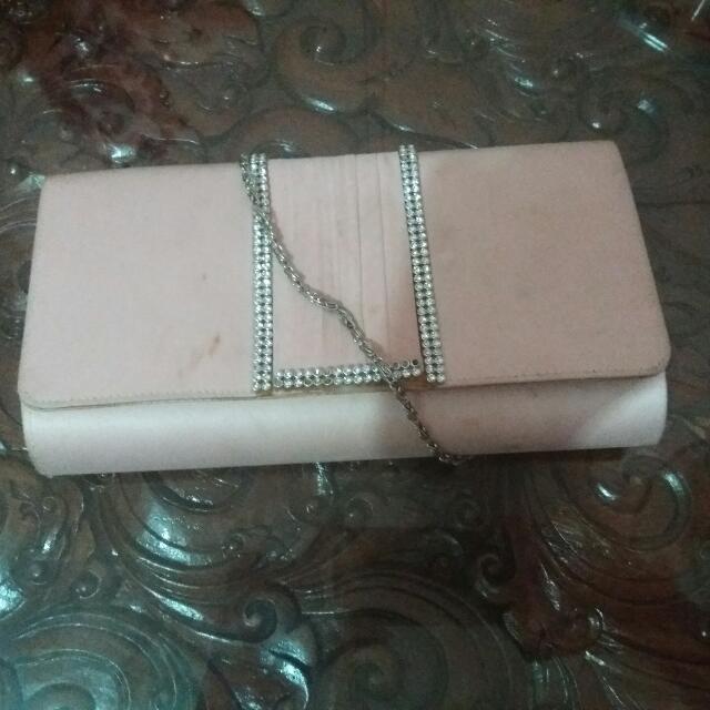 Clutch Bag Pink