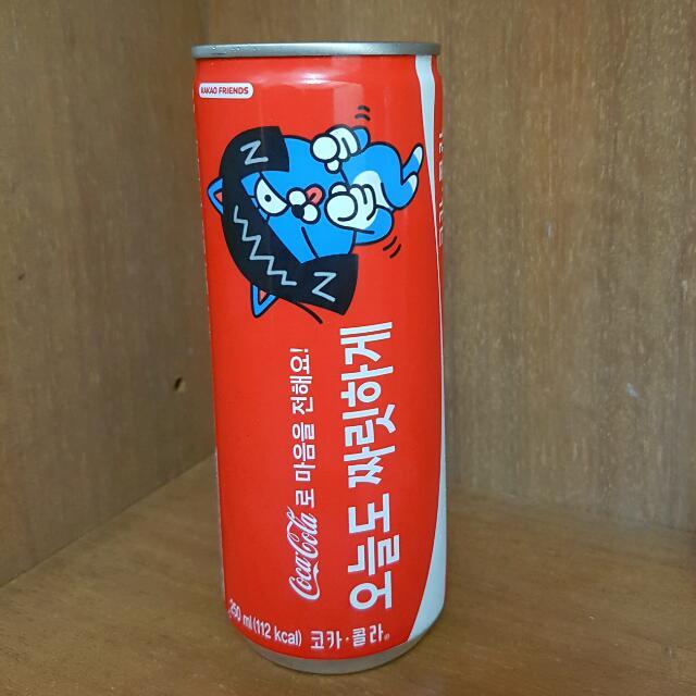 COCA COLA (Korea Kakao)