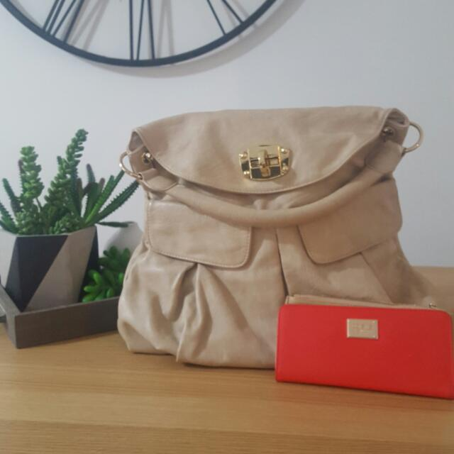 Colette Bag And Wallet