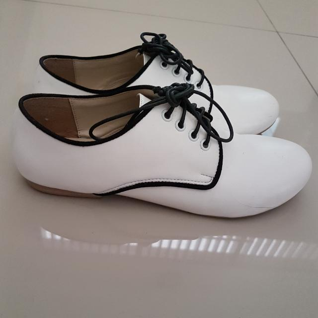 Colorbox White Shoes