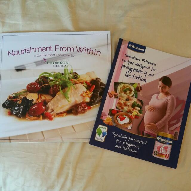 Confinement cookbook pregnancy and lactation recipe book babies photo photo photo photo photo forumfinder Gallery