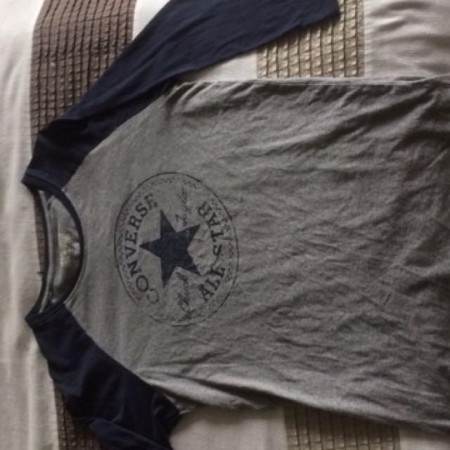 Converse Three Quarter Shirt