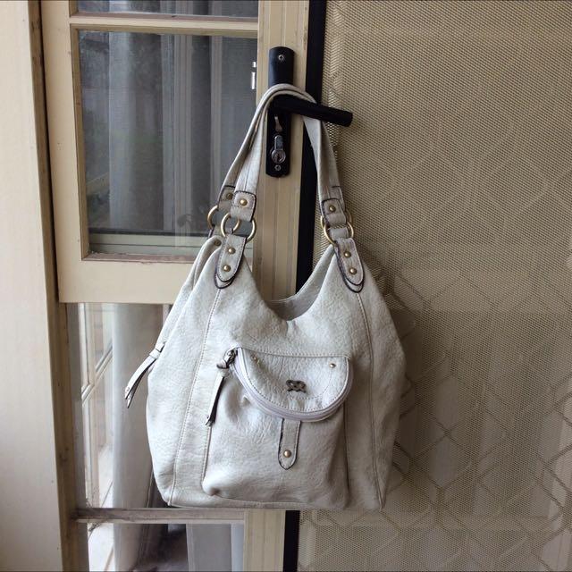 Cream 'FIORELLI' Handbag