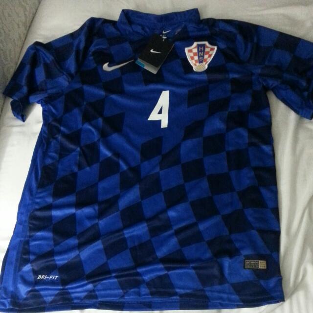 Croatia NIKE National Soccer Team Kit, Perisic #4