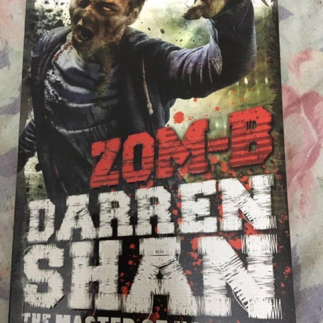 Darren Shan - Zom-B