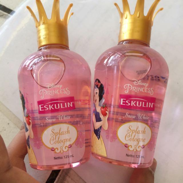 Disney Princess Eskulin Splash Cologne